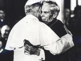Fulton Sheen and JPII Oct 2 1979