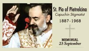 Evangelization Padre Pio